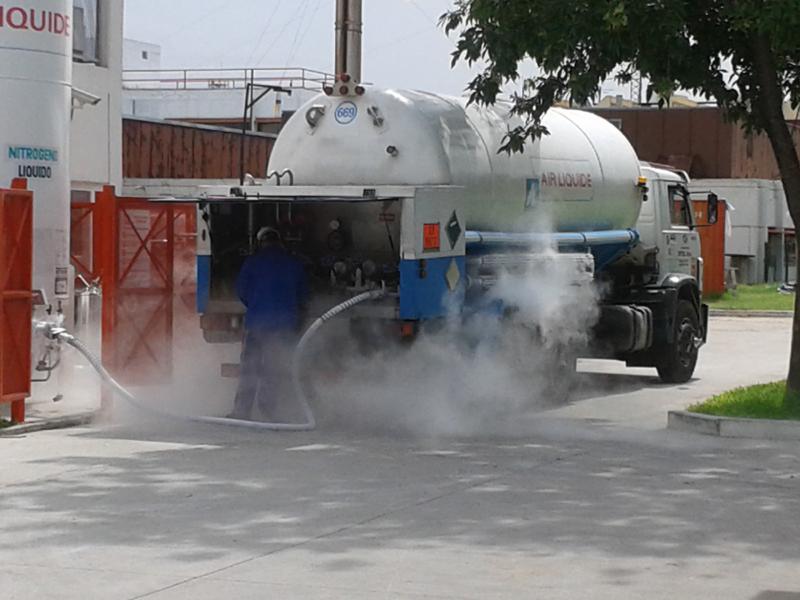 Transporte de Gases Criogénicos